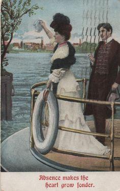 1908 postcard.Hagins collection.