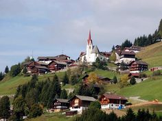 St. Veit, Defereggental, Tyrol, Austria