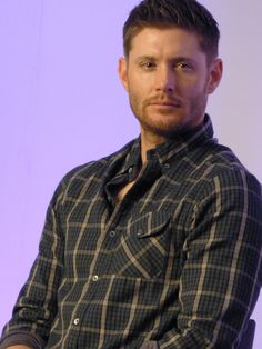 Jensen - Asylum2015 - Supernatural Convention Birmingham... | Solitaire Star