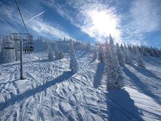 Steamboat Springs, Colorado- often an annual vacation, thanks to in-law's time share! Amazing in winter and summer.