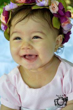 Alexandra 6 meses - Bosque Maia - Guarulhos - Dez/2015