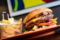 We make our burgers from scratch! Try out our Beef burger made of quality Finnish beef! Wine Recipes, Burgers, Hamburger, Beef, Ethnic Recipes, Food, Hamburgers, Meat, Essen