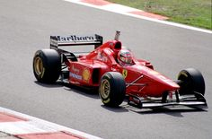 Michael Schumacher - 1996 Ferrari