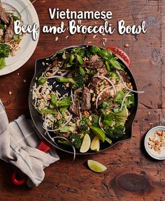 A fan of the classics? Beef and broccoli may sound simple, but we promise this recipe is full of flavour! Kick your weekday dinner menu up a notch with this easy recipe.