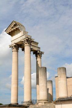 #Xanten - a history lesson in Roman culture