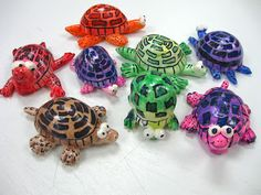 Turtles- model magic and markers ABC School Art - Elementary Art Projects by Grade Art Lessons For Kids, Art Lessons Elementary, Art For Kids, Clay Projects For Kids, 3d Projects, Clay Turtle, Art Education Projects, 3rd Grade Art, Grade 2