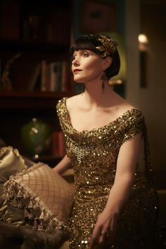 miss phryne fisher - Google Search