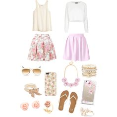 Designer Clothes, Shoes & Bags for Women Summer Is Here, Forever New, Punch, Polyvore Fashion, Honey, Shoe Bag, Flowers, Stuff To Buy, Outfits