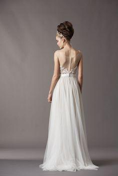 wedding dress shop Wedding dress wellington wedding dress nz bridal boutique wedding dresses Paperswan Bride 1432 Bliss Monique Lhuillier