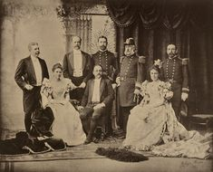 Representatives of the United States of America at the coronation of Nicholas II, Emperor of Russia Jamaica Wedding, Jamaica Travel, Historical Pictures, Sultan, Ottoman, Wikimedia Commons, Hyderabad, Nayeon, Emperor