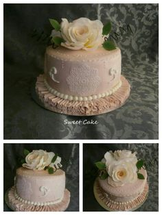 cake...infinite love...