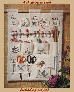 blog de decoração - Arquitrecos: Mimos para os cantos de costura                                                                                                                                                                                 Mais
