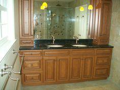 Bathroom Remodel by Baldwin Kitchen & Bath Design Center