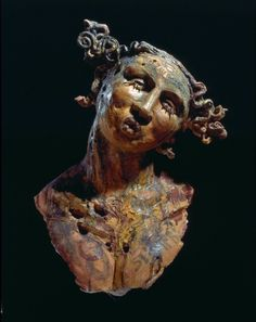 Escultura de Javier Marín en barro. Javier Marín's clay sculpture. Escultura contemporánea. Figura humana. Arte. Contemporary sculpture. Human form. Art. #JavierMarinescultor javiermarin.com.mx » BARRO