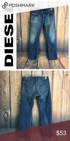 3562e02738e8 Men s Diesel Rabox button fly closure jean sz 33 Men s Diesel Rabox button  fly closure jean