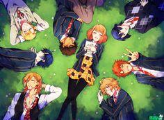 Uta no Prince sama : Maji Love by Kryzya.deviantart.com on @deviantART