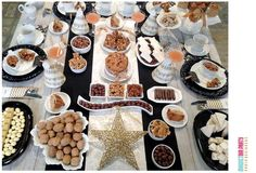 New Year 2016 breakfast party! See more party planning ideas at CatchMyParty.com!
