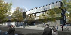 Galería - Ganadores Concurso Edificio Docente y de Investigación Escuela de Arquitectura UC - 33