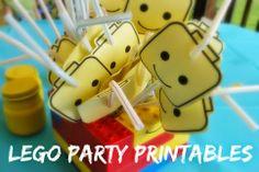 free lego star wars printables