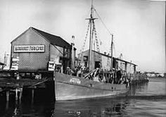Brief History of the Groundfishing Industry of New England, Chatham, Cape Cod, MA