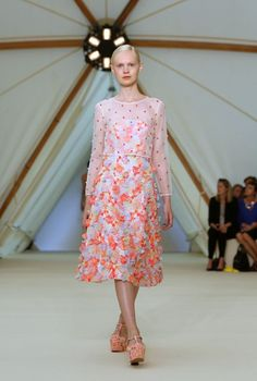 London Fashion Week: Erdem Spring/Summer 2013