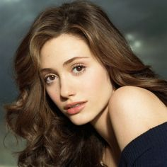 Casting choices for Ana Steele. Emmy Rosum..  my grandmother is obsessed with 50 shades and was wondering about the movie so my mum and I ended up talking about casting ideas for her ;)