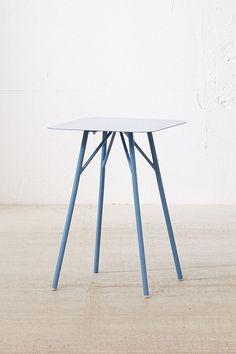 Slide View: 3: Keo Metal Side Table