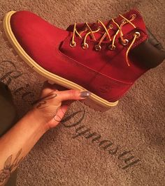 Custom Dyed Timberland Boots All Colors by KickDynasty on Etsy