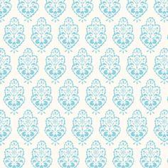 Dena Fishbein - Sunshine Cotton Linen - Ornament in Aqua