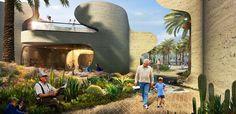 Futuristic design for all -village