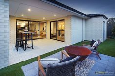 Alfresco design by #SmartHomesForLiving