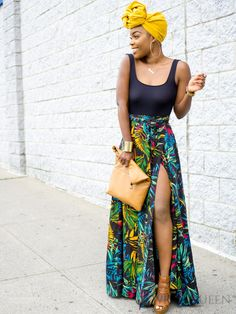 When Your Maxi Skirt is Life!! - IslandChic77