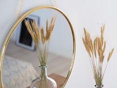Lämmin ilo Mirror Table, Decor, Mirror, Home Decor