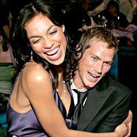 Celebrity Couple: Jason Lewis & Rosario Dawson, (d. 2004-2006)