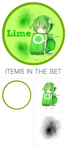"""""""~Lime~"""" by soso-alliso ❤ liked on Polyvore featuring art"""