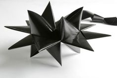 Paint, black star from Stjernestunder