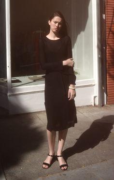 Anaïse   Veronique Leroy Striped Viscose Dress