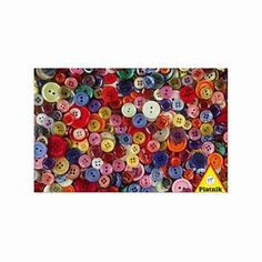 I'm learning all about Piatnik Buttons Puzzle 1000 pcs  Ages 12 and up at @Influenster!