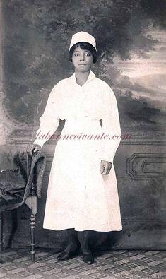 occupational photo--african american nurse