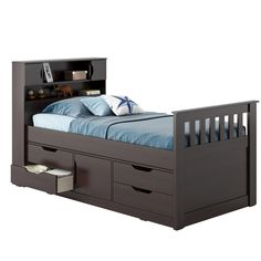 Norddal Bunk Bed Frame Black Brown Trips To Ikea Ikea