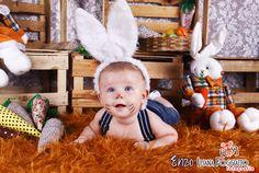 Feliz Páscoa!!!! Enzo, lindo de coelhinho! #pascoa #coelhinho #bebelindo