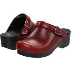 The REAL 'clogs' (traesko) from Denmark..... Appropriately named, Ingrid. These are just like my first pair, purchased in Viborg, Denmark in 1971! :)