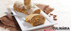 Receita de Torta de amêndoa algarvia. Descubra como cozinhar Torta de amêndoa algarvia de maneira prática e deliciosa com a Teleculinária!