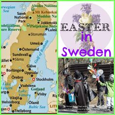 Crafty Moms Share: Easter Around the World Sweden