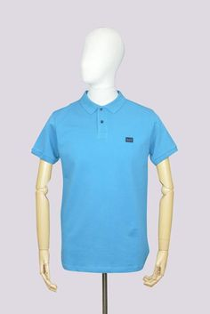 Weekend Offender Gose Polo in Peacock