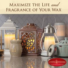 Tips for keeping your waxes strong and fragrant, ensuring that your home will always have your favorite scent in the air. http://blog.candlewarmers.com/?p=593