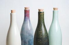 ceramic bottles at analogue life.
