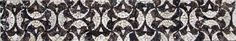 Mosaic Patterns- The Geometric Border