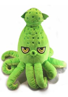 Archibald the Squid Plush Toy