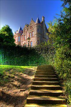 Belfast Castle, Belfast, Northern Ireland